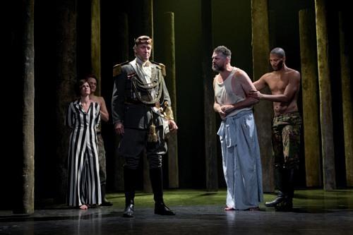 """Bomen voor """"Het toneel speelt"""" King Lear"""